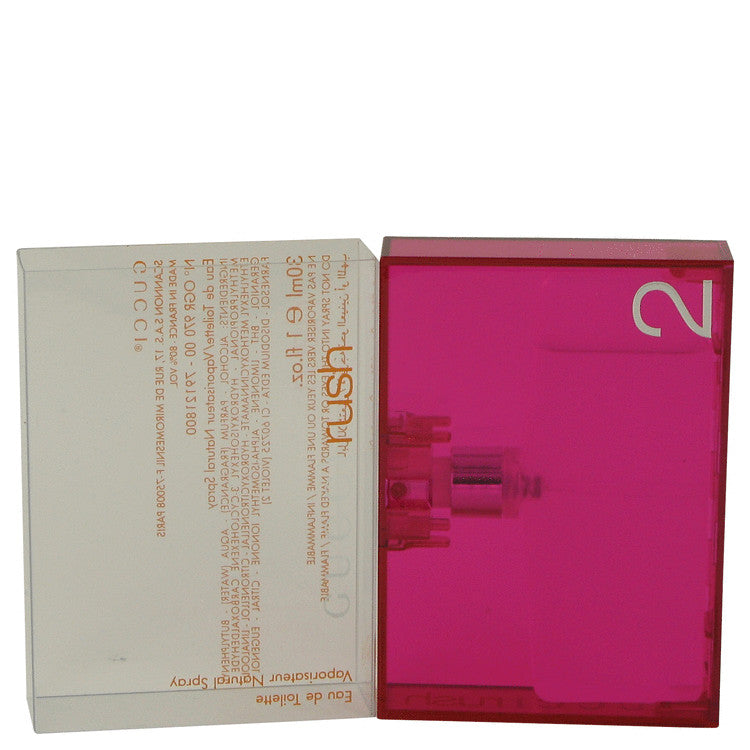 GUCCI RUSH 2 by Gucci Eau De Toilette Spray 1 oz for Women