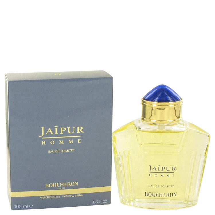 Jaipur by Boucheron Eau De Toilette Spray 3.3 oz for Men