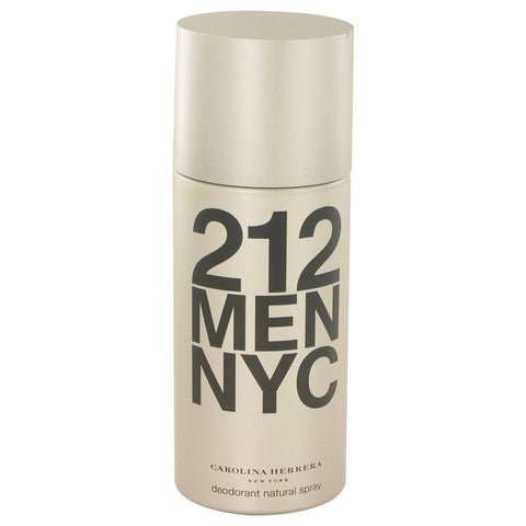 212 by Carolina Herrera Deodorant Spray 5 oz for Men