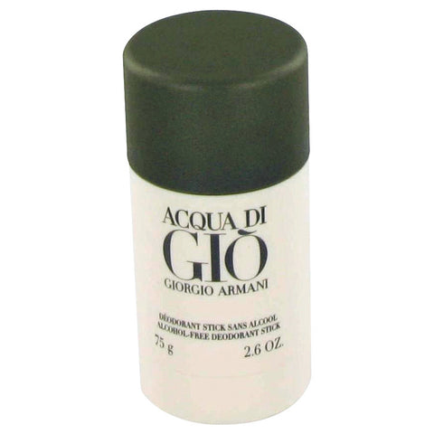 ACQUA DI GIO by Giorgio Armani Deodorant Stick 2.6 oz for Men