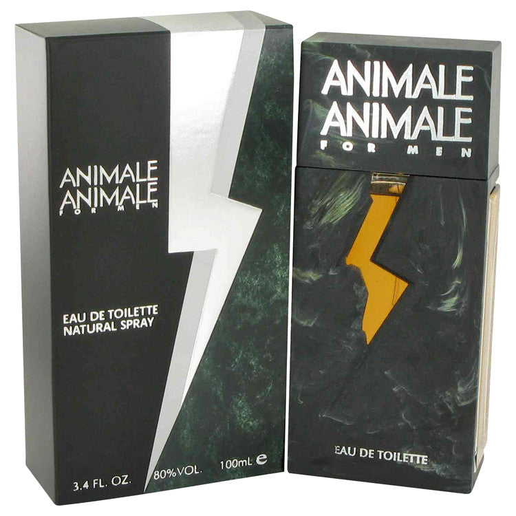 ANIMALE ANIMALE by Animale Eau De Toilette Spray 3.4 oz for Men