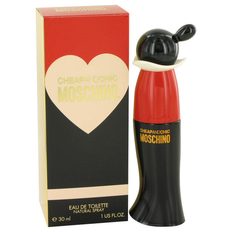 CHEAP & CHIC by Moschino Eau De Toilette Spray 1 oz for Women