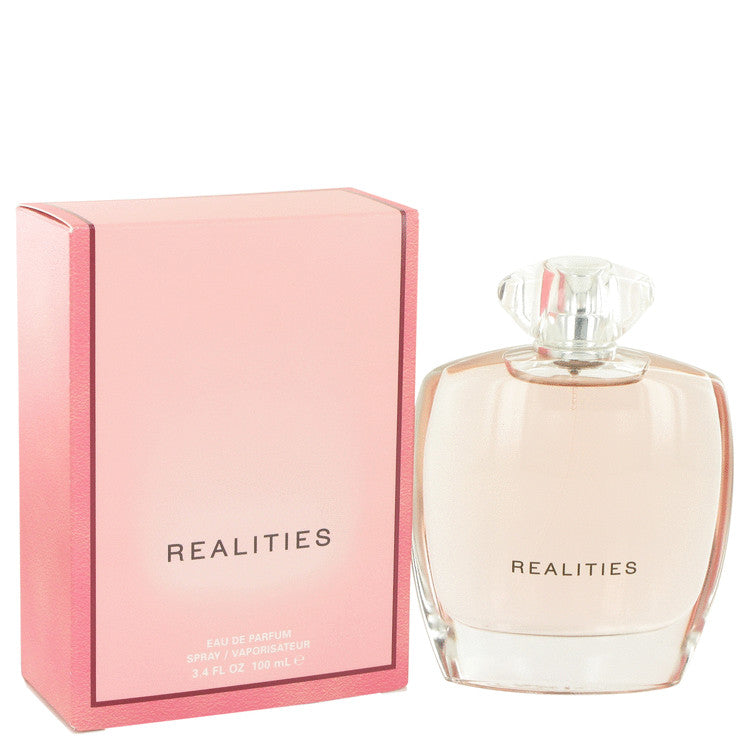 Realities (New) by Liz Claiborne Eau De Parfum Spray 3.4 oz for Women