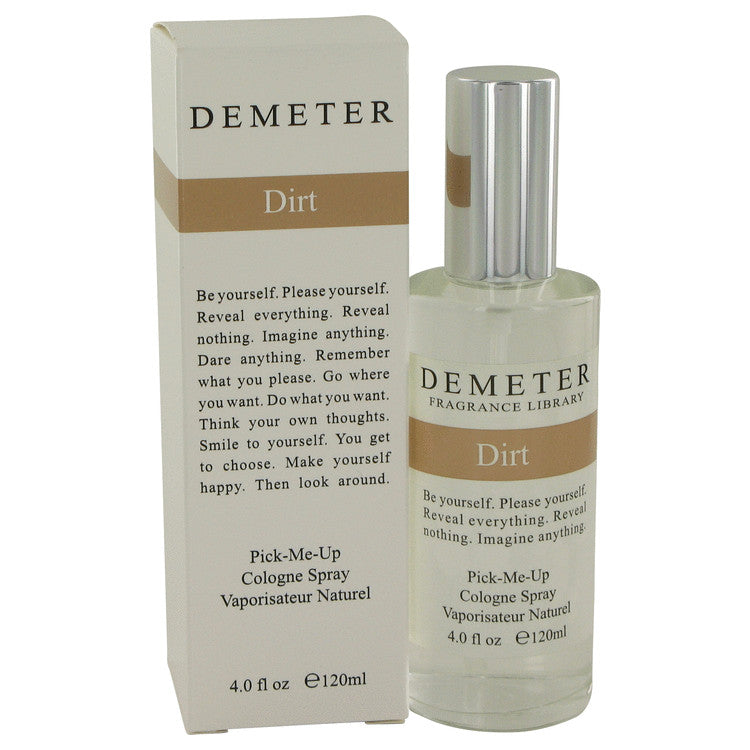 Demeter Dirt by Demeter Cologne Spray 4 oz for Men