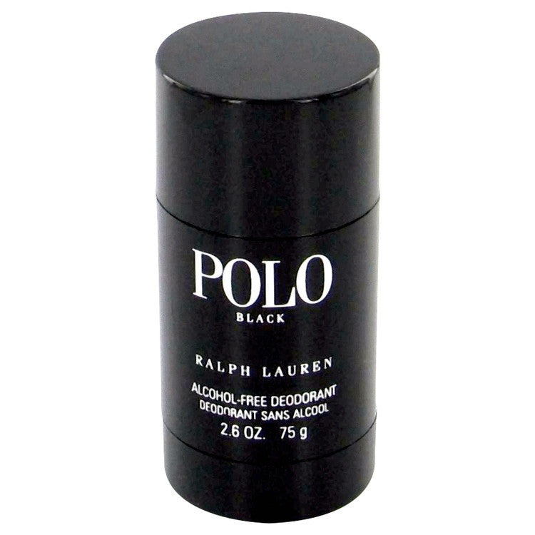 Polo Black by Ralph Lauren Deodorant Stick 2.5 oz for Men