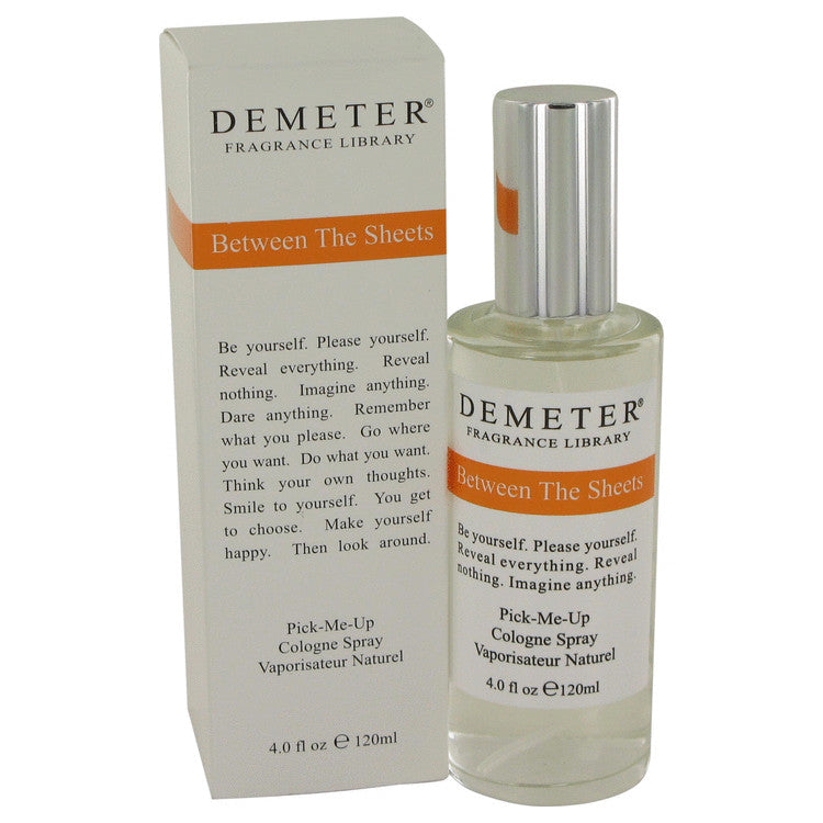 Demeter Between The Sheets by Demeter Cologne Spray 4 oz for Women