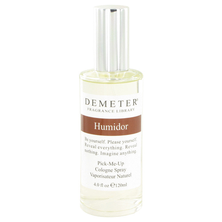 Demeter Humidor by Demeter Cologne Spray 4 oz for Women