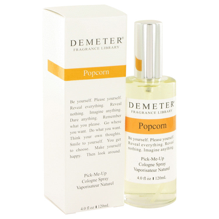 Demeter Popcorn by Demeter Cologne Spray 4 oz for Women