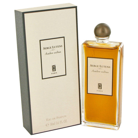 Ambre Sultan by Serge Lutens Eau De Parfum Spray (Unisex) 1.69 oz for Men