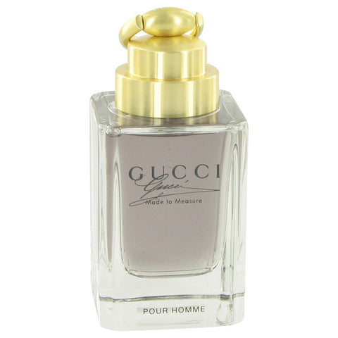 Gucci Made to Measure by Gucci Eau De Toilette Spray (Tester) 3 oz for Men
