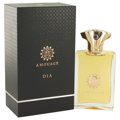 Amouage Dia by Amouage Eau De Parfum Spray 3.4 oz for Men