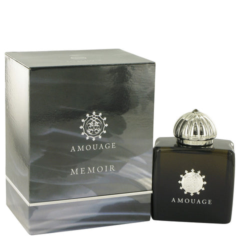 Amouage Memoir by Amouage Eau De Parfum Spray 3.4 oz for Women