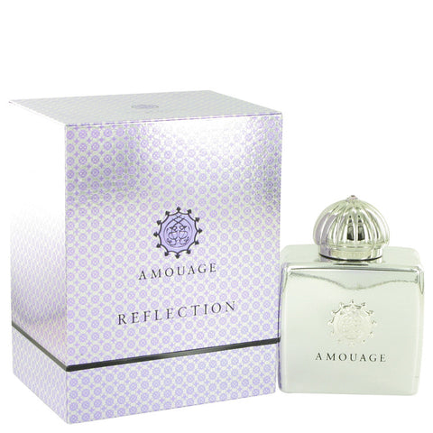 Amouage Reflection by Amouage Eau De Parfum Spray 3.4 oz for Women