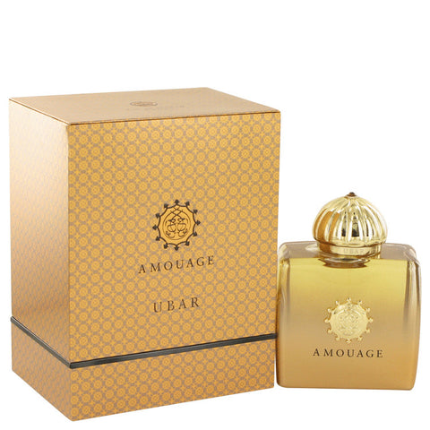 Amouage Ubar by Amouage Eau De Parfum Spray 3.4 oz for Women