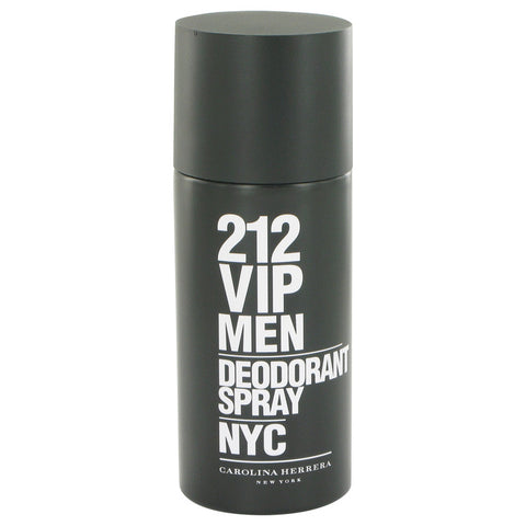 212 Vip by Carolina Herrera Deodorant Spray 5 oz for Men