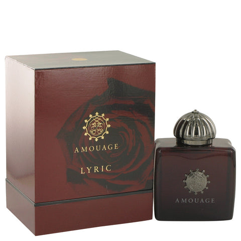 Amouage Lyric by Amouage Eau De Parfum Spray 3.4 oz for Women