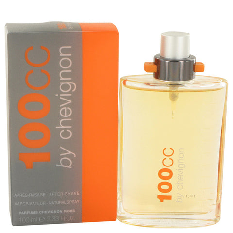 100cc by Chevignon After Shave 3.33 oz for Men