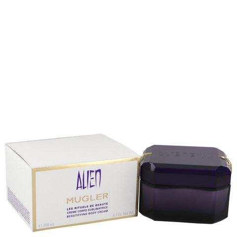 Alien by Thierry Mugler Body Cream 6.7 oz for Women