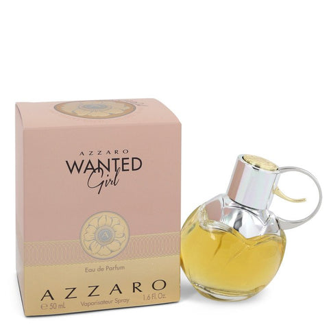 Azzaro Wanted Girl by Azzaro Eau De Parfum Spray 1.6 oz for Women