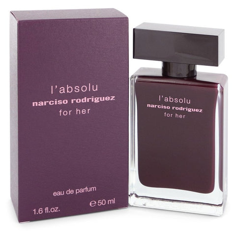 Narciso Rodriguez L'absolu by Narciso Rodriguez Eau De Parfum Spray 1.6 oz for Women