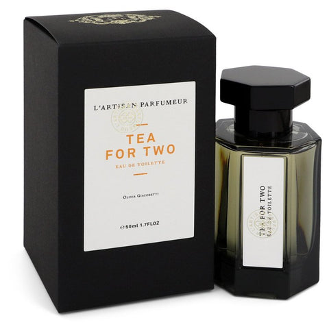 Tea For Two by L'ARTISAN PARFUMEUR Eau De Toilette Spray 1.7 oz for Women