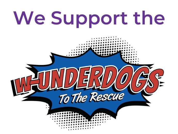 Our New Charity Partner: The Wunderdogs Rescue