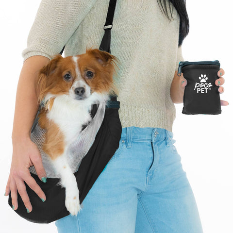 the best small dog carrier sling bag for travel