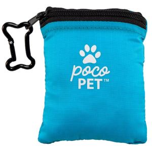PocoPet ultralight portable best small dog carrier - blue