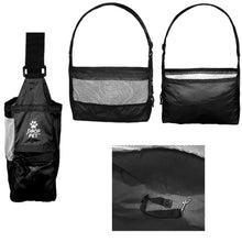 Load image into Gallery viewer, PocoPet best small dog carrier - black