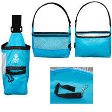 Load image into Gallery viewer, PocoPet best small dog carrier - blue
