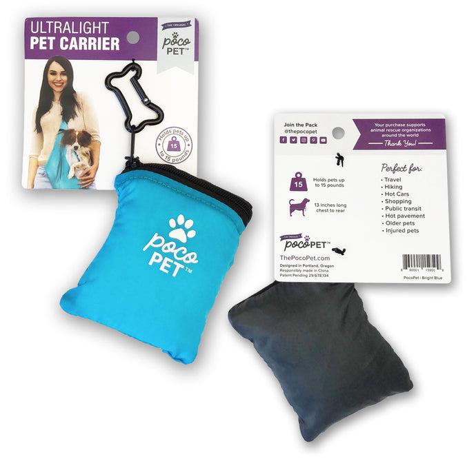 small dog sling carrier