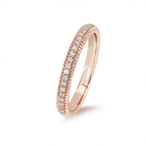 Blush Fairytale Wedding Band