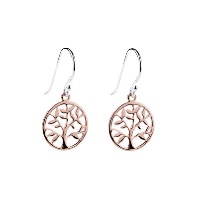 Springtime Earring Rose