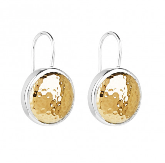 Grand Golden Glow Earring