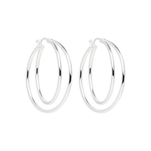Ability Hoop Earrings