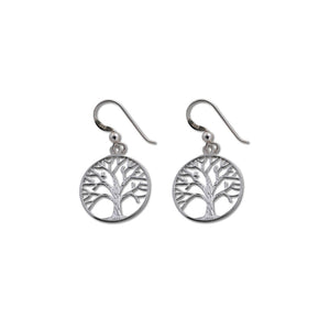 Extra Small Tree Of Life Earrings