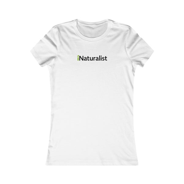 iNaturalist Women's T-Shirt (black or white)