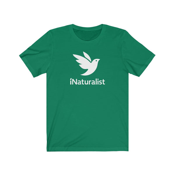 iNaturalist Bird Unisex T-shirt (2 colors)