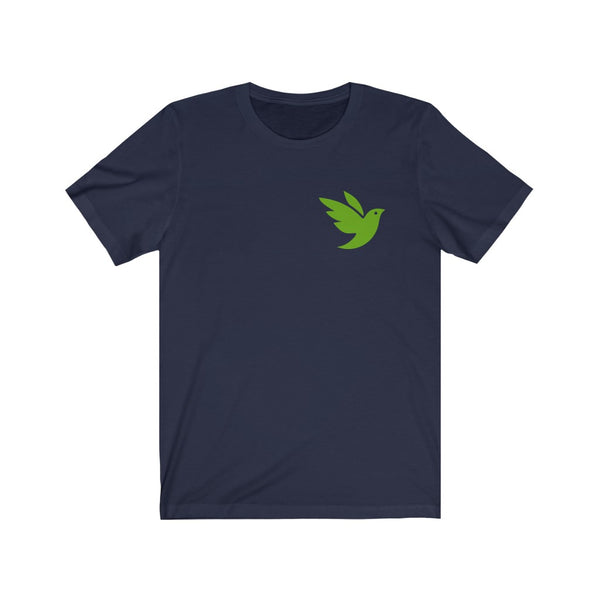 Front Bird/Back iNaturalist (black or navy)