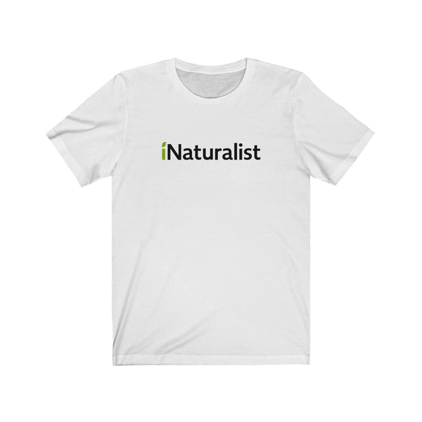iNaturalist Unisex T-Shirt (black or white)