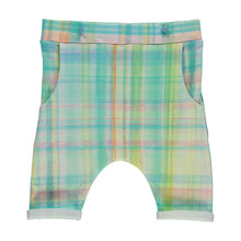 Load image into Gallery viewer, Tartan Django Print Shorts