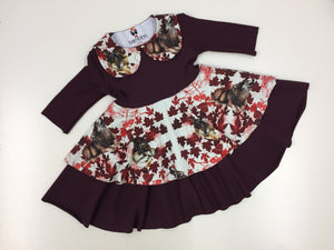 Sample of Peter Pan Collar Dress