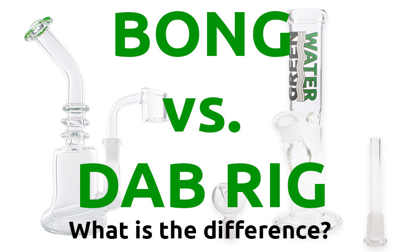 Can I use my bong for dabbing? There are some difference you might not realize...