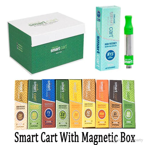SmartCart Vape Cartridges