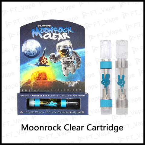 Moon Clear Fake Cartridge