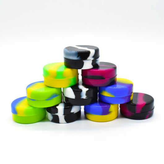 5mL Silicone Dab Container - GreenWater Supply Co.