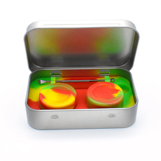 Dab Tool Kit Tin Container - GreenWater Supply Co.