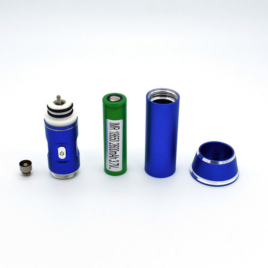 G9 E-Nail Kit with Titanium and Ceramic Coil - GreenWater Supply Co.
