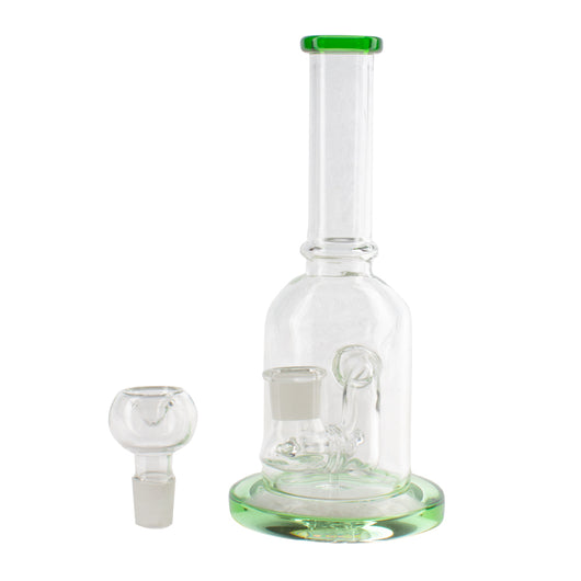 Bell Bong Rig with Showerhead Percolator - GreenWater Supply Co.