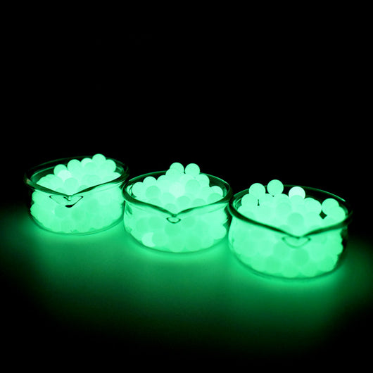 Quartz Terp Peals 5 Pack in Blue, Green and Clear - GreenWater Supply Co.